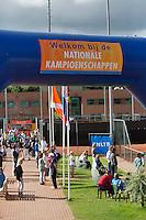 08-08-13, Netherlands, Rotterdam,  TV Victoria, Tennis, NJK 2013, National Junior Tennis Championships 2013, Ambiance<br /> <br /> <br /> Photo: Henk Koster