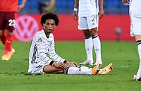 6th August 2020, Basel, Switzerland. UEFA National League football, Switzerland versus Germany;  Leroy Sane ger