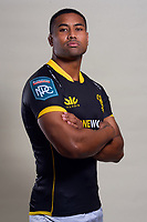 Julian Savea. 2021 Wellington Lions official rugby headshots at Rugby League Park in Wellington, New Zealand on Monday, 26 July 2021. Photo: Dave Lintott / lintottphoto.co.nz