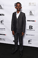 """Zephan Hanson Amissah<br /> arriving for the """"Farming"""" screening as part of the S.O.U.L. Festival at the BFI Southbank, London<br /> <br /> ©Ash Knotek  D3517 30/08/2019"""
