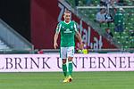 19.09.2020, wohninvest Weserstadion, Bremen, GER,  SV Werder Bremen vs Hertha BSC Berlin, <br /> <br /> <br />  im Bild<br /> <br /> enttäuscht / enttaeuscht / traurig / Niederlage / dissapointed<br /> Ludwig Augustinsson (Werder Bremen #05)<br /> <br /> Foto © nordphoto / Kokenge<br /> <br /> DFL regulations prohibit any use of photographs as image sequences and/or quasi-video.