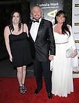 Barry Gibb, Linda Gibb, Alexandra Gibb at G'Day USA LA Black Tie Gala held at The Hollywood Palladium in Hollywood, California on January 22,2011                                                                               © 2010 Hollywood Press Agency