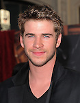 Liam Hemsworth at The Marvel Studios Premiere of THOR held at The El Capitan Theatre in Hollywod, California on May 02,2011                                                                               © 2010 Hollywood Press Agency