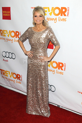 LOS ANGELES, CA - DECEMBER 02: Kristin Chenoweth at 'Trevor Live' honoring Katy Perry and Audi of America for The Trevor Project held at The Hollywood Palladium on December 2, 2012 in Los Angeles, California. Credit: mpi21/MediaPunch Inc.
