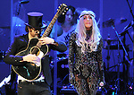 Sean Lennon and Lady Gaga perform at We are Plastic Ono Band on night 2 at The Orpheum Theatre in Downtown Los Angeles, California on October 02,2010                                                                   Copyright 2010  Debbie VanStory / RockinExposures