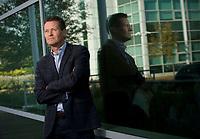 Joep van Buerden, CEO of CSR at the comany's Cambridge offices.