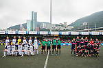 HKFC Veterans vs Singapore Cricket Club Tigers during the Masters of the HKFC Citi Soccer Sevens on 21 May 2016 in the Hong Kong Footbal Club, Hong Kong, China. Photo by Li Man Yuen / Power Sport Images