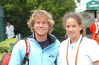 1-6-06,France, Paris, Tennis , Roland Garros,