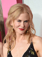 Nicole Kidman @ the Los Angeles Premiere for the new HBO Limited Series BIG LITTLE LIES held @ the Chinese theatre. February 7, 2017 , Hollywood, USA. # PREMIERE DE LA SERIE 'BIG LITTLE LIES' A HOLLYWOOD