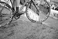 plunging into the abyss<br /> <br /> UCI Worldcup Heusden-Zolder Limburg 2013