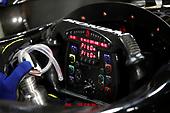 2017 IndyCar Media Day - Track Action<br /> Phoenix Raceway, Arizona, USA<br /> Friday 10 February 2017<br /> Graham Rahal steering wheel<br /> World Copyright: Michael L. Levitt/LAT Images<br /> ref: Digital Image levitt-ICS-phxt_16036