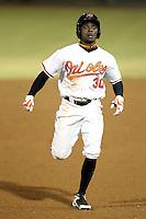 Xavier Avery - Scottsdale Scorpions - 2010 Arizona Fall League.Photo by:  Bill Mitchell/Four Seam Images..
