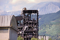 - L' industria chimica Farmoplant (Montedison) a Massa Carrara dopo l'incendio e il disastro ecologico del 17 luglio 1988<br /> <br /> - The chemical industry Farmoplant (Montedison), in Massa Carrara after the fire and the ecological disaster of 17 July 1988