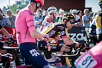 Tom Dumoulin (NED/Jumbo-Visma) at the start<br /> <br /> 17th Benelux Tour 2021<br /> Stage 5 from Riemst to Bilzen (BEL/192km)<br /> <br /> ©kramon