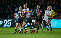 Friday 13th December 2019 | Harlequins vs Ulster Rugby<br /> <br /> Luke Marshall during the Heineken Champions Cup Round 4 clash in Pool 3, between Harlequins and Ulster Rugby and Harlequins at The Stoop, Twickenham, London, England. Photo by John Dickson / DICKSONDIGITAL
