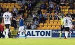 St Johnstone v Lask…26.08.21  McDiarmid Park    Europa Conference League Qualifier<br />Shaun Rooney is sent off<br />Picture by Graeme Hart.<br />Copyright Perthshire Picture Agency<br />Tel: 01738 623350  Mobile: 07990 594431