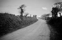 approaching peloton<br /> <br /> 33th Tro Bro Léon 2016