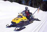Snowmobiling / Skidooing