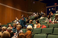 """""""The International Women's Day Radio Project: Bringing Women's Voices to the Airwaves"""" a panel presentation by Harvard Museums of Science and Culture at the Science Center at Harvard University Cambridge MA 10.25.16"""