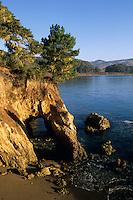 California, San Luis Obispo County, San Simeon Point