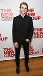 """Austin Cauldwell attends the New Group World Premiere of """"The True"""" on September 20, 2018 at The Green Fig Urban Eatery in New York City."""