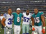 2012 NFL - Dallas Cowboys vs. Miami Dolphins