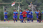 Training of the AFF Suzuki Cup 2016 on 01 December 2016. Photo by Stringer / Lagardere Sports
