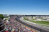 #9: Scott Dixon, Chip Ganassi Racing Honda on warm up lap