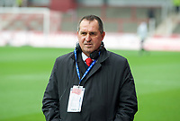 English football manager and former player Martin Allen arriving pre match during the FA Cup 4th round match between Brentford and Leicester City at Griffin Park, London, England on 25 January 2020. Photo by Andy Aleks.