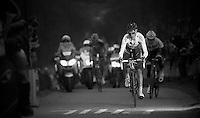 Amstel Gold Race 2012.Maastricht-Valkenburg: 256km<br /> <br /> neo-pro Romain Bardet in the brakeway of the day
