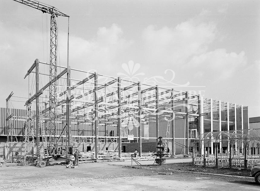 Wereldtentoonstelling in Brussel in 1958.