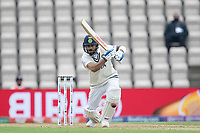 Virat Kohli, India drives through the off side during India vs New Zealand, ICC World Test Championship Final Cricket at The Hampshire Bowl on 19th June 2021