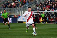 Chester, PA - Sunday December 10, 2017: Austin Panchot. Stanford University defeated Indiana University 1-0 in double overtime during the NCAA 2017 Men's College Cup championship match at Talen Energy Stadium.