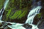 Boulder Creek Falls Washington State