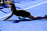 2020 Lower North Island Secondary Schools Hockey Girls Premiership tournament 5th place playoff between New Plymouth Girls' High School and Wanganui Collegiate School at Massey University in Palmerston North, New Zealand on Friday, 4 September 2020. Photo: Dave Lintott / lintottphoto.co.nz