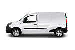 Car Driver side profile view of a 2020 Nissan NV250 Visia 5 Door Car Van Side View