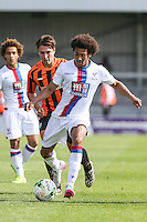 Andreas Breimyr of Crystal Palace during the Friendly match between Barnet and Crystal Palace at The Hive, London, England on 11 July 2015. Photo by David Horn.