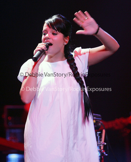 performs live at The Wiltern Theatre in Los Angeles, California on May 15,2007.Copyright 2007 Debbie VanStory