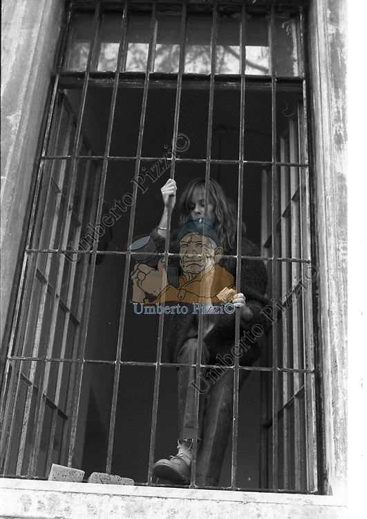 PATRICE TOWNSEND<br /> OSPEDALE PSICHIATRICO A SANTA MARIA DELLA PIETA' ROMA 1975