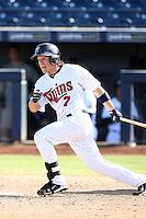 Joe Benson - Peoria Saguaros - 2010 Arizona Fall League.Photo by:  Bill Mitchell/Four Seam Images..
