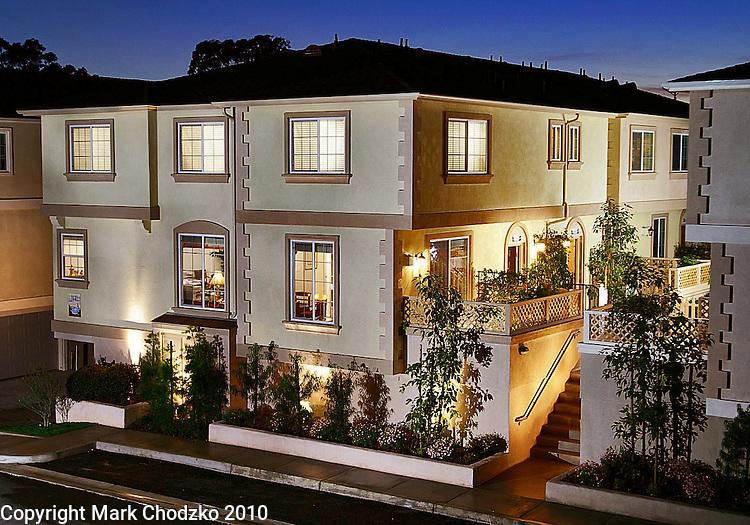 New model homes for Anastasi Development.