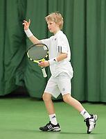 15-3-09, Rotterdam, Nationale Overdekte Jeugdkampioenschappen 12 en 18 jaar, Anil Kwast