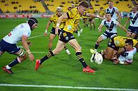 210521 Super Rugby Trans-Tasman - Hurricanes v Rebels