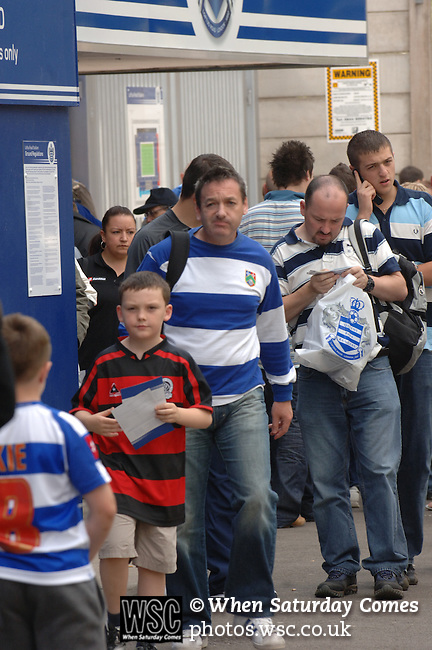 Queens Park Rangers 2 Doncaster Rovers 0, 23/08/2008. Loftus Road, Championship. Photo by Simon Gill.