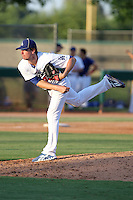 Sean O'Connell - 2012 AZL Dodgers (Bill Mitchell)