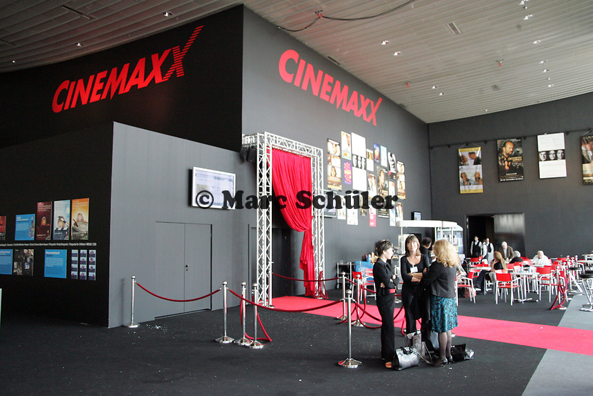 Cinemax Kino auf der Buchmesse
