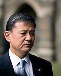 Eric K. Shinseki: Secretary of Veteran's Affairs