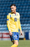 Kilmarnock v St Johnstone……15.08.20   Rugby Park  SPFL<br />Michael O'Halloran<br />Picture by Graeme Hart.<br />Copyright Perthshire Picture Agency<br />Tel: 01738 623350  Mobile: 07990 594431