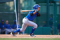 Toronto Blue Jays Norberto Obeso (60) during an instructional league game against the Atlanta Braves on September 30, 2015 at the ESPN Wide World of Sports Complex in Orlando, Florida.  (Mike Janes/Four Seam Images)