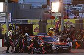 NASCAR XFINITY Series<br /> American Ethanol E15 250 presented by Enogen<br /> Iowa Speedway, Newton, IA USA<br /> Saturday 24 June 2017<br /> Matt Tifft, Tunity Toyota Camry pit stop<br /> World Copyright: Brett Moist<br /> LAT Images